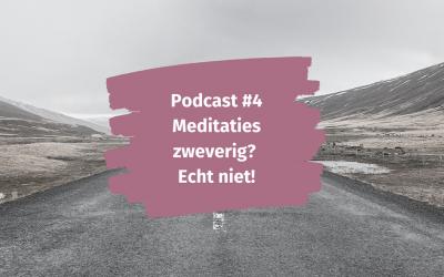 Podcast WEERinREGIE | Meditatie zweverig? Echt niet!