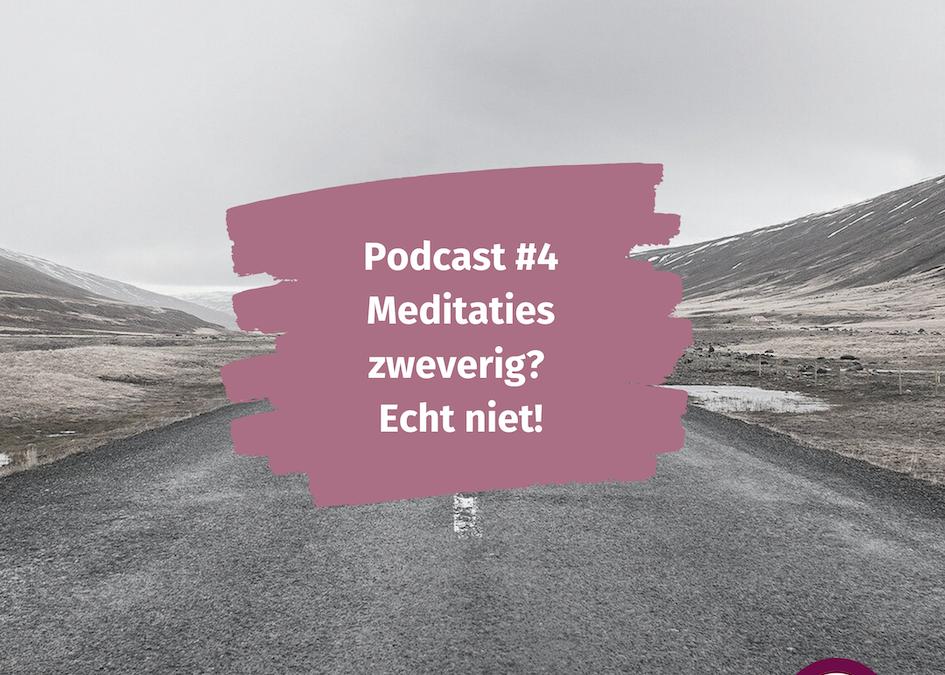 Podcast WEERinREGIE   Meditatie zweverig? Echt niet!