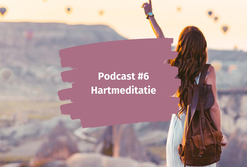 Podcast WEERinREGIE   Hartmeditatie