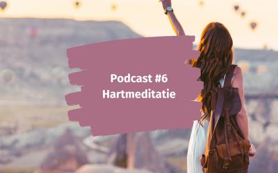 Podcast WEERinREGIE | Hartmeditatie